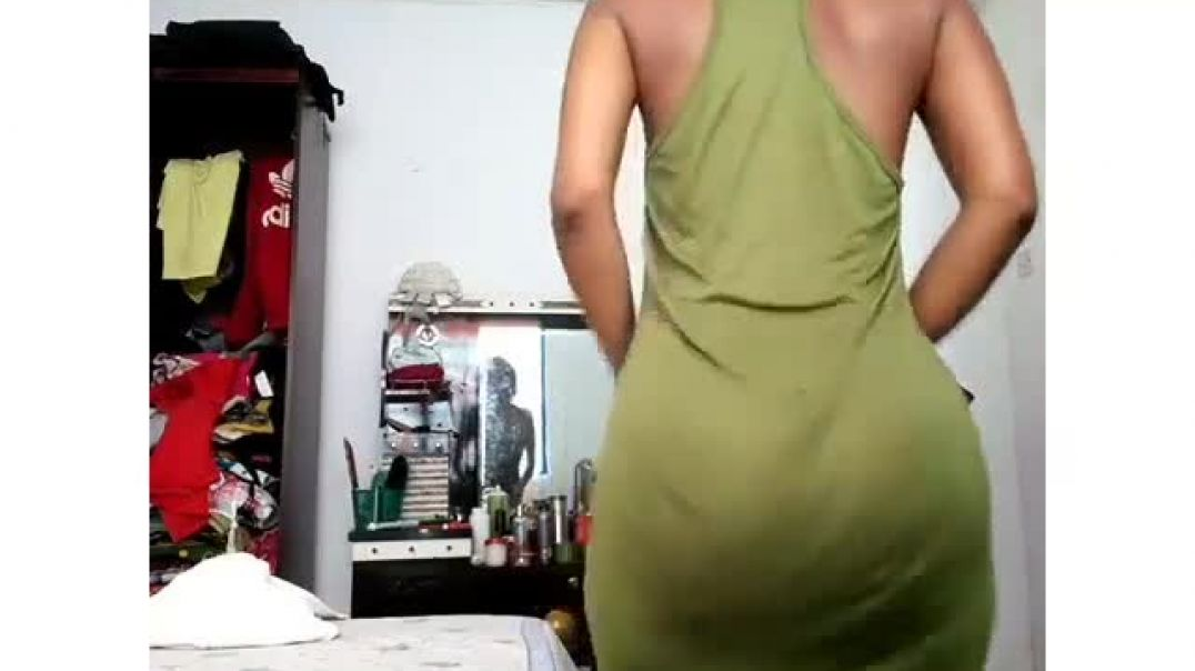 big  ass in a dress twerk