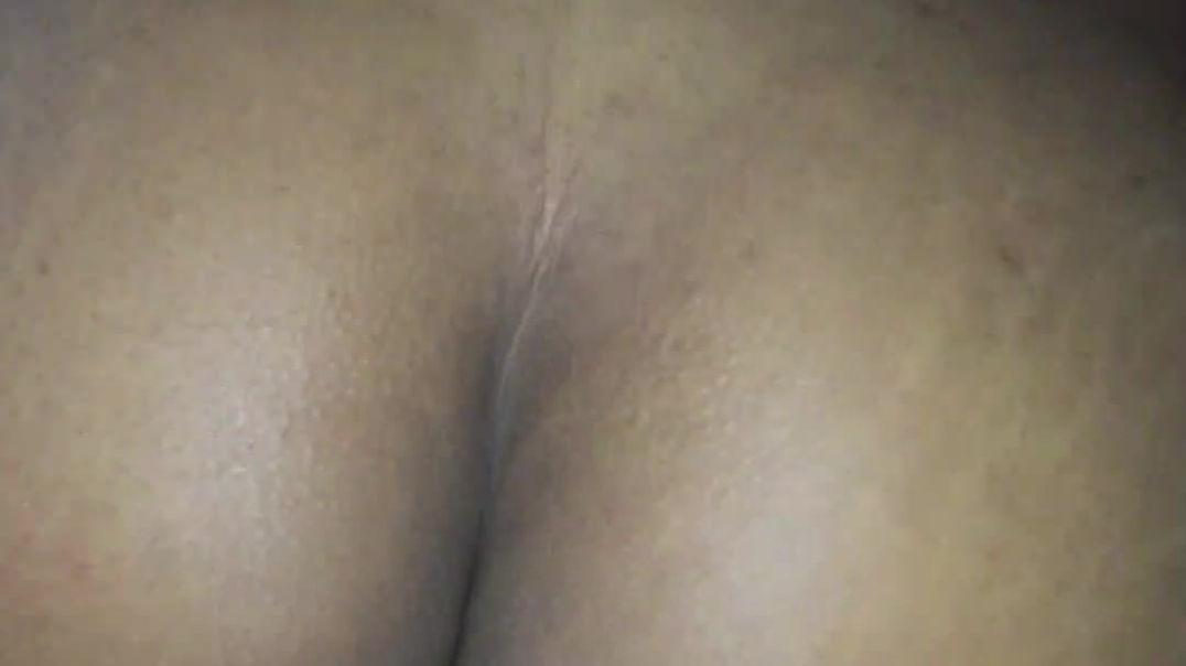 Asanda Riding Dick