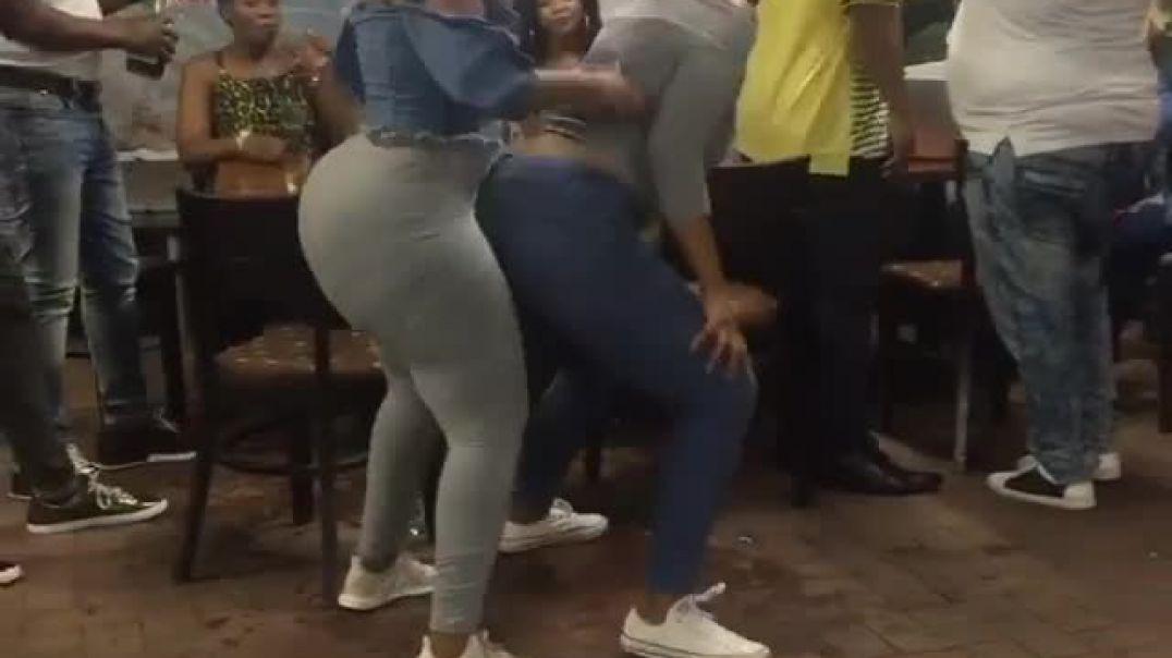 2 big ass mabopane ladies